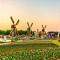 Chiêm Ngưỡng Vườn Hoa Diệu Kỳ Giữa Sa Mạc Ở Dubai
