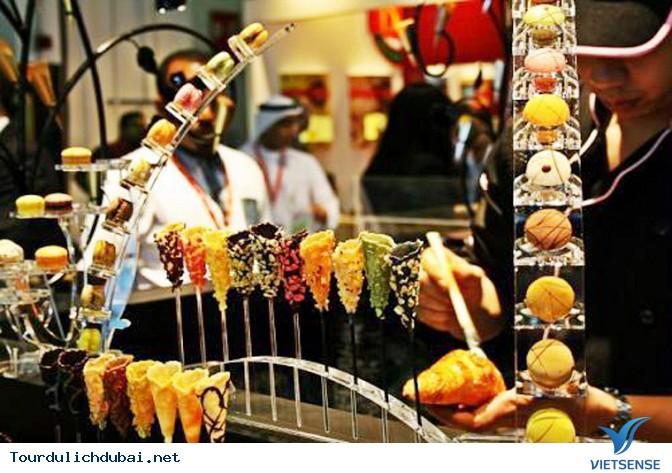 Ẩm thực Dubai có gì hấp dẫn mà du khách không thể chối từ - Ảnh 4