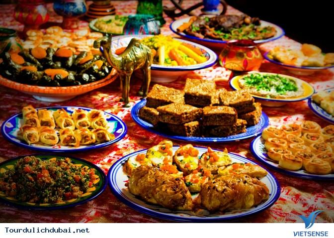 Ẩm thực Dubai có gì hấp dẫn mà du khách không thể chối từ - Ảnh 1
