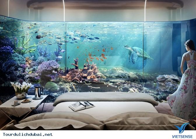 Dự án điên rồ với biệt thự giữa biển của Dubai - Ảnh 7