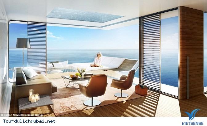 Dự án điên rồ với biệt thự giữa biển của Dubai - Ảnh 5