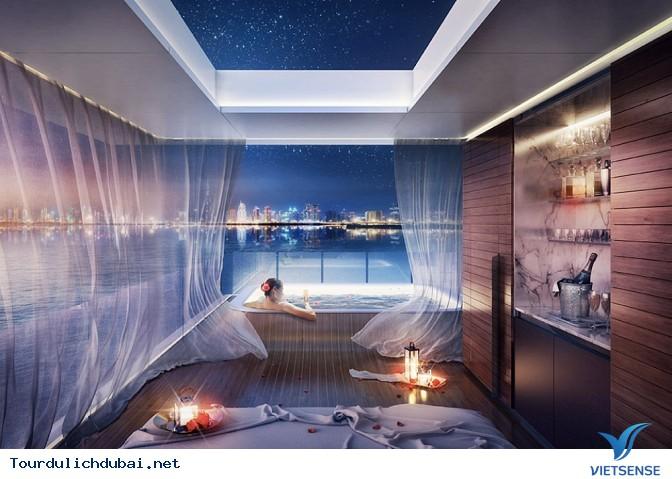Dự án điên rồ với biệt thự giữa biển của Dubai - Ảnh 4