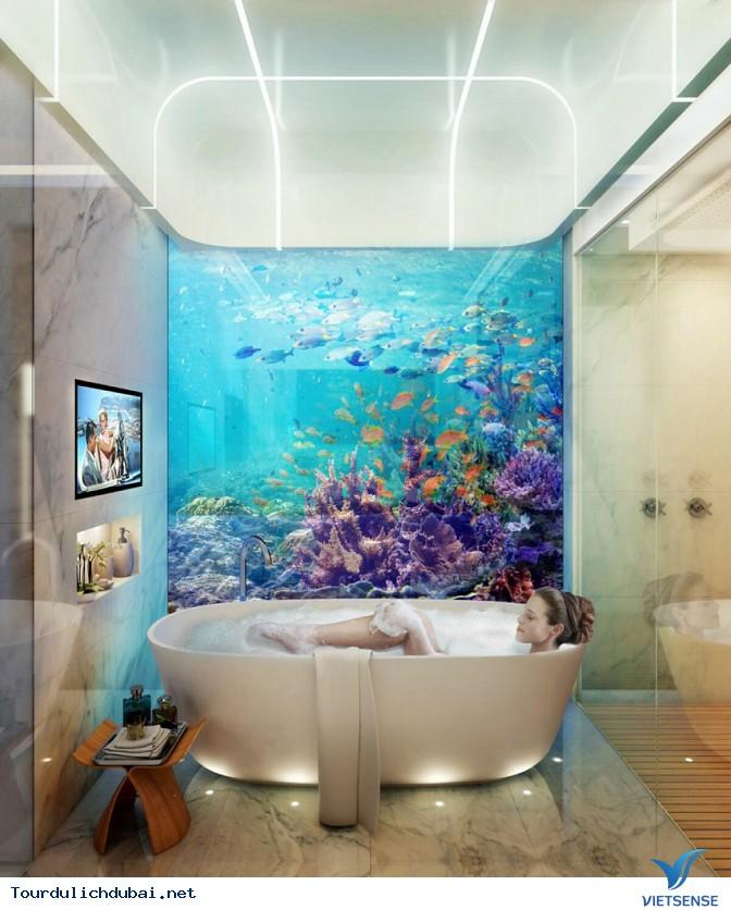 Dự án điên rồ với biệt thự giữa biển của Dubai - Ảnh 6