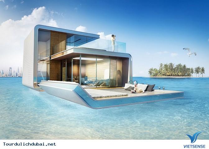 Dự án điên rồ với biệt thự giữa biển của Dubai - Ảnh 2