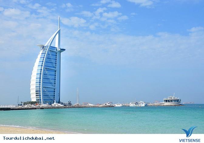 Dubai nơi tiền bốc hơi nhanh nhất thế giới - Ảnh 5