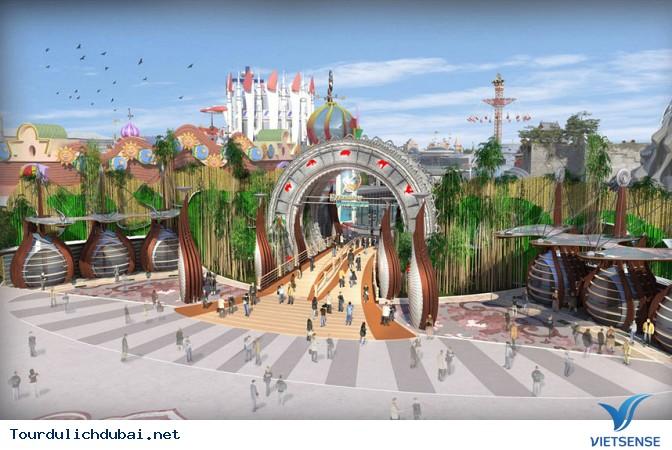 Khám phá Công viên Zabeel tại Dubai - Ảnh 3