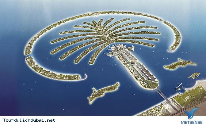 Kiệt tác tại Dubai – quần đảo nhân tạo Cây cọ Palm - Ảnh 1