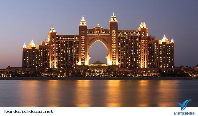 Những thú chơi xa xỉ bậc nhất chỉ có tại thành phố Dubai - Ảnh 1
