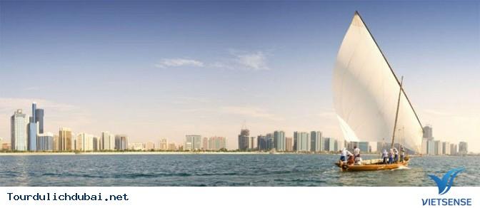 Nhưng Trải nghiệm thú vị khi tới Abu Dhabi hàng xóm của Dubai - Ảnh 7