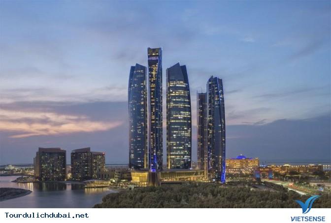 Những Trải nghiệm thú vị khi tới Abu Dhabi hàng xóm của Dubai - Ảnh 13
