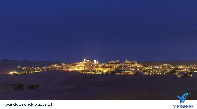 Khu nghỉ dưỡng Qasr Al Sarab