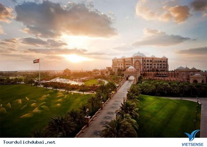 Những Trải nghiệm thú vị khi tới Abu Dhabi hàng xóm của Dubai - Ảnh 18