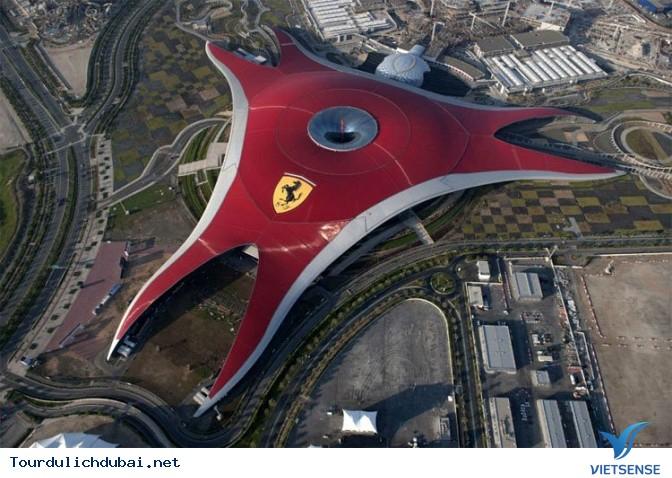 Những Trải nghiệm thú vị khi tới Abu Dhabi hàng xóm của Dubai - Ảnh 9