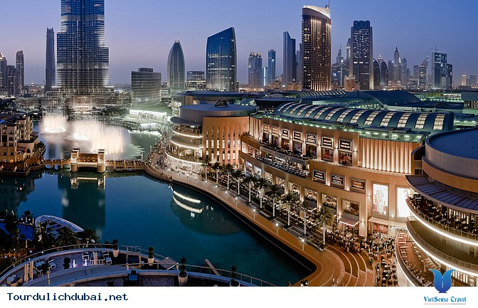 Tập hợp những điểm shopping nổi tiếng nhất thành phố Dubai xinh đẹp - Ảnh 1