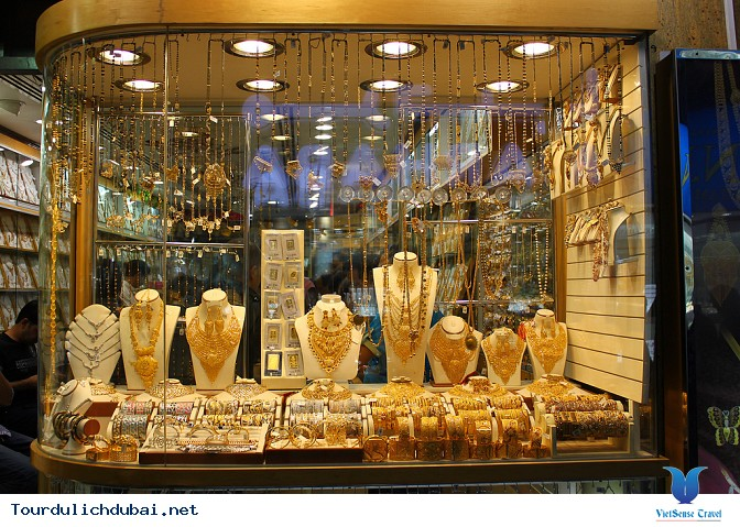 Tập hợp những điểm shopping nổi tiếng nhất thành phố Dubai xinh đẹp - Ảnh 3