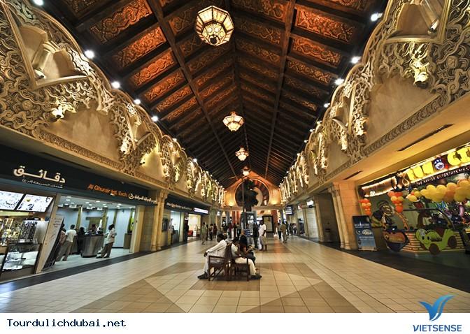Tập hợp những điểm shopping nổi tiếng nhất thành phố Dubai xinh đẹp - Ảnh 4
