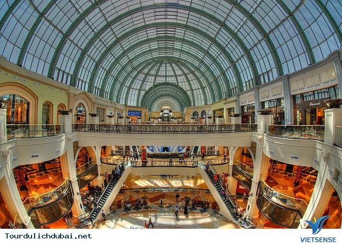 Tập hợp những điểm shopping nổi tiếng nhất thành phố Dubai xinh đẹp - Ảnh 2