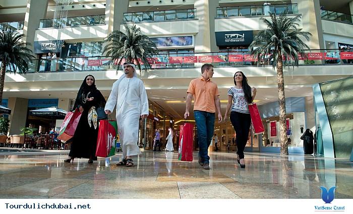 Phúc lợi xã hội khủng tại Dubai - Ảnh 2