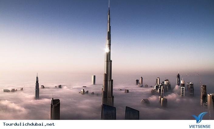 Khám phá Burj Khalifa thật đơn giản - Ảnh 2