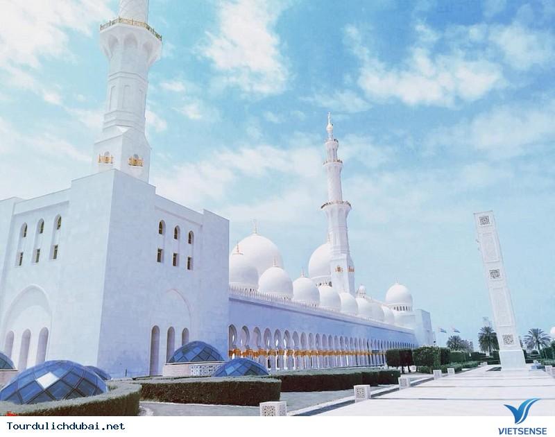 Lý Do Dubai Luôn Hút Khách Du Lịch Dù Không Có Nhiều Lợi Thế - Ảnh 7