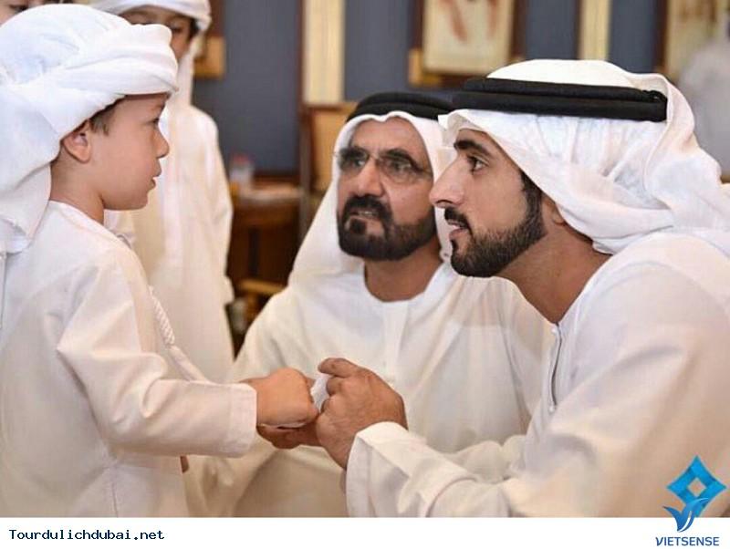 Ngắm nhìn hoàng tử Dubai chuẩn soái ca - Ảnh 8
