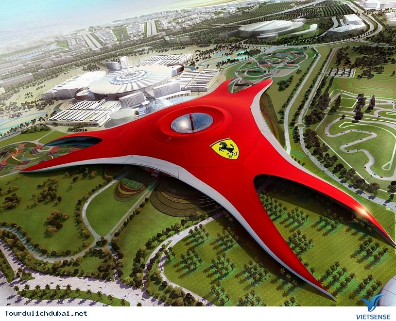 Những điểm tham quan xa xỉ nên tới tại vương quốc Dubai – Phần 1 - Ảnh 3