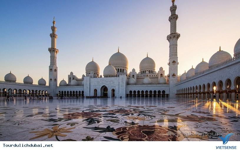 Những điểm tham quan xa xỉ nên tới tại vương quốc Dubai – Phần 1 - Ảnh 1