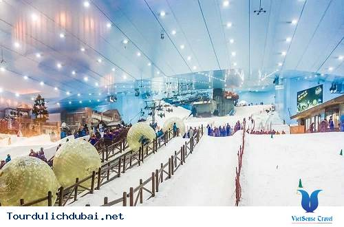 12 địa điểm du lịch Dubai nổi tiếng nhất - Vietsense Travel