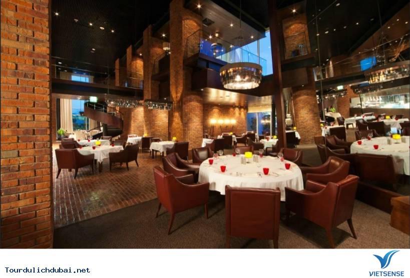 3 nhà hàng có tiếng nhất trên đất Dubai - Ảnh 4