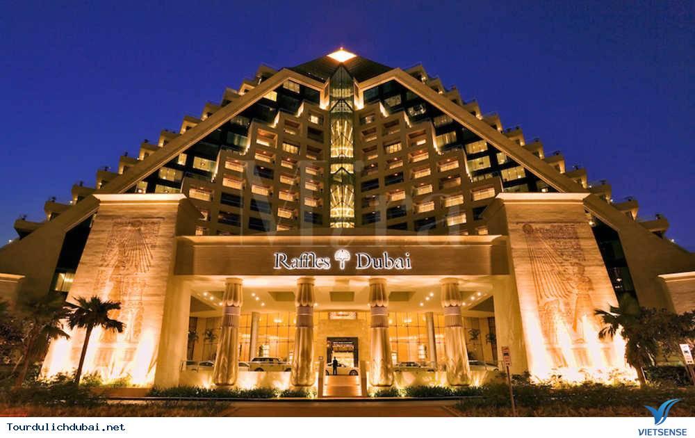 3 nhà hàng có tiếng nhất trên đất Dubai - Ảnh 1