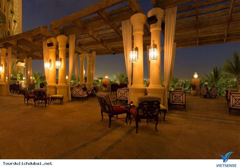 3 nhà hàng có tiếng nhất trên đất Dubai - Ảnh 5