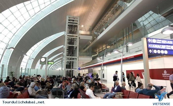Al Maktoum - sân bay lớn nhất trên thế giới tại Dubai - Ảnh 3