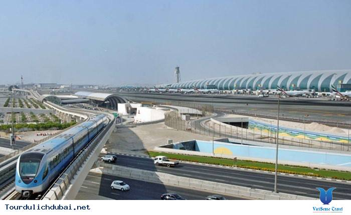 Al Maktoum - sân bay lớn nhất trên thế giới tại Dubai - Ảnh 6