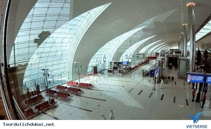 Al Maktoum - sân bay lớn nhất trên thế giới tại Dubai - Ảnh 4