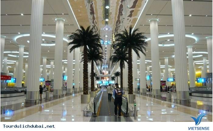 Al Maktoum - sân bay lớn nhất trên thế giới tại Dubai - Ảnh 7