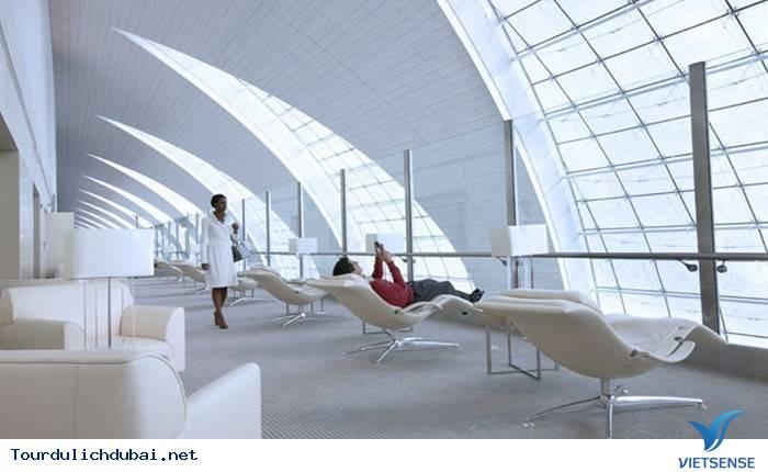 Al Maktoum - sân bay lớn nhất trên thế giới tại Dubai - Ảnh 8