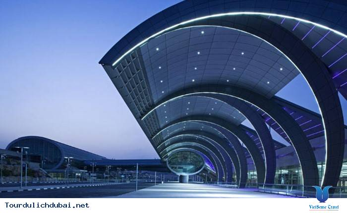 Al Maktoum - sân bay lớn nhất trên thế giới tại Dubai - Ảnh 5