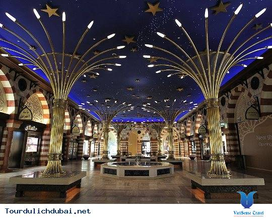 Các Điểm Mua Sắm Ở Dubai