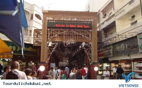 Các điểm mua sắm tại Dubai - Ảnh 3