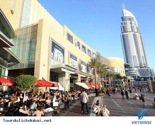 Các điểm mua sắm tại Dubai - Ảnh 1