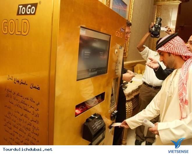 Cách thể hiện sự giàu có của Dubai như thế nào?