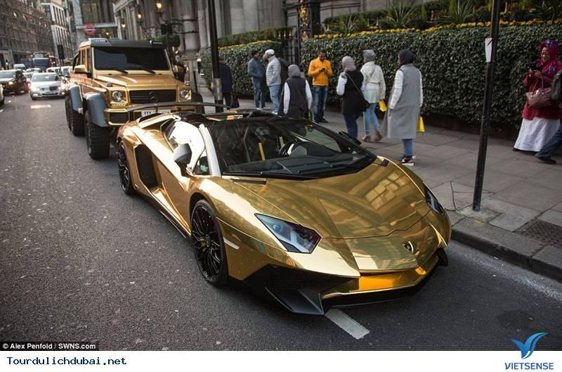 Cách thể hiện sự giàu có của Dubai như thế nào? - Ảnh 4