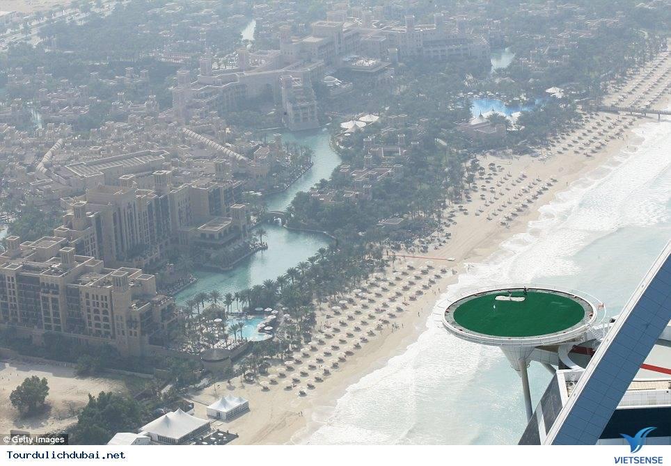 Cách thể hiện sự giàu có của Dubai như thế nào? - Ảnh 1