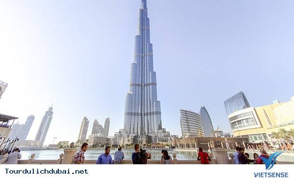 Chia sẻ kinh nghiệm du lịch Dubai tự túc - Vietsense Travel - Ảnh 13