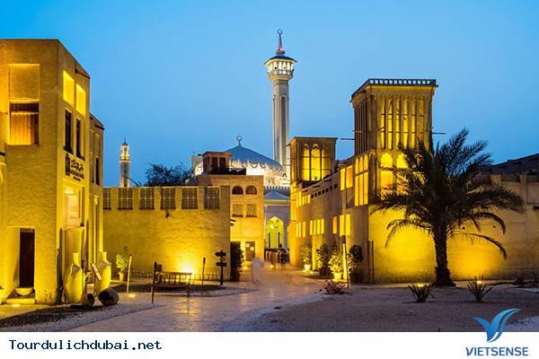 Chia sẻ kinh nghiệm du lịch Dubai tự túc - Vietsense Travel - Ảnh 25