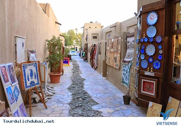 Chia sẻ kinh nghiệm du lịch Dubai tự túc - Vietsense Travel - Ảnh 26