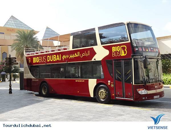 Chia sẻ kinh nghiệm du lịch Dubai tự túc - Vietsense Travel - Ảnh 5