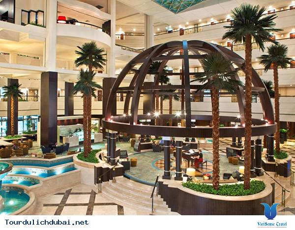 Chia sẻ kinh nghiệm du lịch Dubai tự túc - Vietsense Travel - Ảnh 12