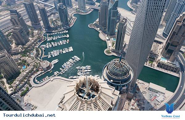 Chia sẻ kinh nghiệm du lịch Dubai tự túc - Vietsense Travel - Ảnh 15