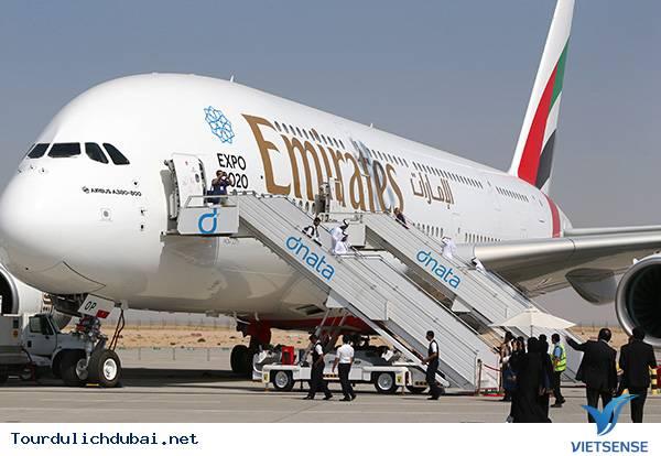Chia sẻ kinh nghiệm du lịch Dubai tự túc - Vietsense Travel - Ảnh 4